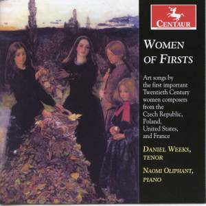Women of Firsts