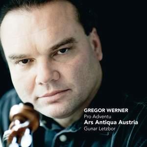 Gregor Werner: Pro Adventu Product Image