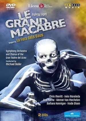 Ligeti: Le Grand Macabre
