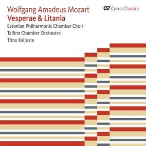 Mozart: Vesperae Solennes De Dominica, Litaniae Lauretanae & Vesperae Solennes De Confessore