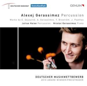 Alexej Gerassimez: Percussion