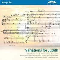 Variations for Judith