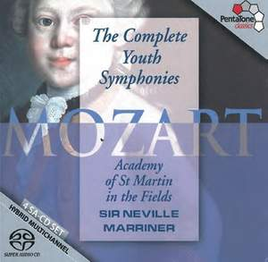 Mozart: The Complete Youth Symphonies