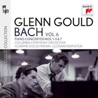 Glenn Gould plays Bach: Piano Concertos Nos. 1-5 & No. 7