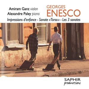 Enescu: Complete Works for Violin and Piano