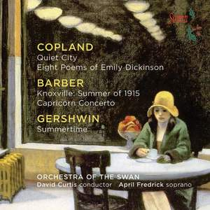 David Curtis conducts Copland, Barber & Gershwin