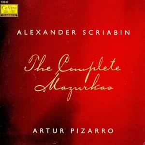 Scriabin: The Complete Mazurkas