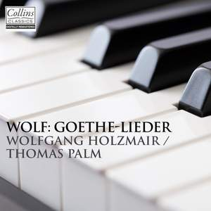 Wolf: Goethe Lieder Product Image