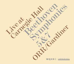 Beethoven: Symphonies Nos. 5 & 7