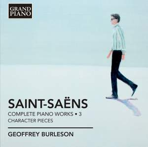 Saint-Saëns: Complete Piano Works Volume 3