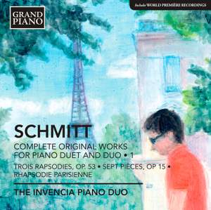 Florent Schmitt: Complete Original Works for Piano Duet and Duo 1