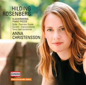 Hilding Rosenberg: Piano Rarities