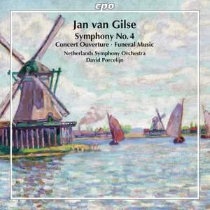 Jan van Gilse: Symphony No. 4 Product Image