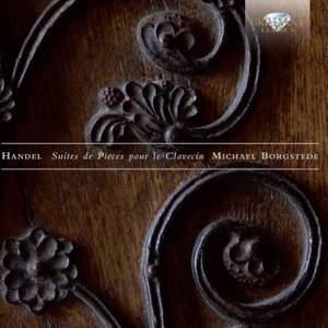 Handel - Complete Harpsichord Suites