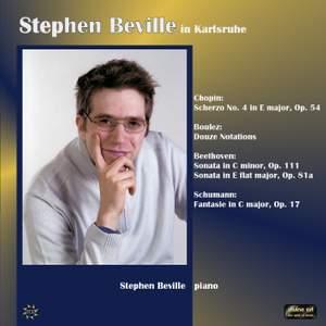 Stephen Beville in Karlsruhe