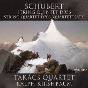Schubert: String Quintet & String Quartet D703