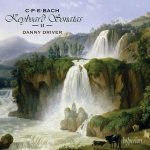 CPE Bach: Keyboard Sonatas Volume 2