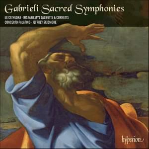 G. Gabrieli: Sacred Symphonies Product Image