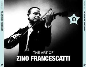 The Art of Zino Francescatti Product Image