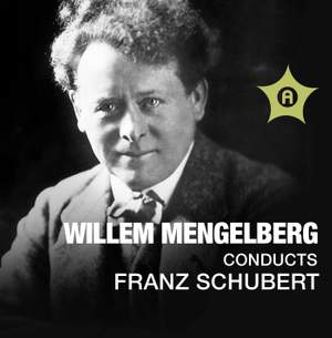 William Mengelberg conducts Franz Schubert
