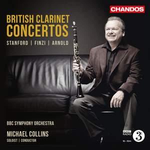 British Clarinet Concertos, Vol. 1