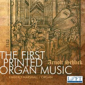 The First Printed Organ Music