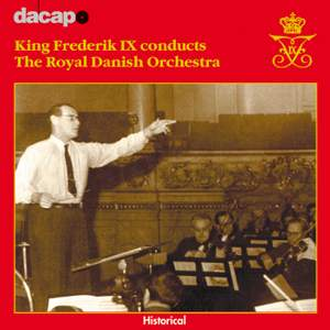 King Frederick IX Conducts the Royal Danish Orchestra Product Image