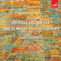 Viktoria Postnikova & Gennady Rozhdestvensky