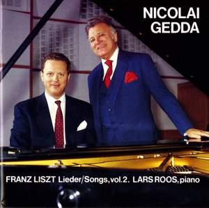 Liszt: Lieder, Vol. 2