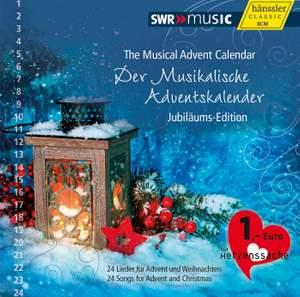 Der Musikalische Adventskalender Jubilaums-Edition