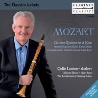 Mozart: Clarinet Quintet & Quintet Fragments