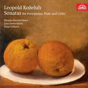 Leopold Koželuh: Sonatas for Fortepiano, Flute and Cello