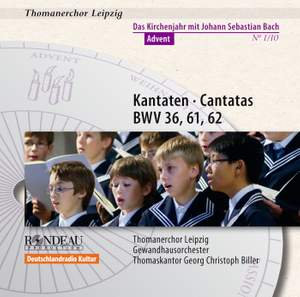 JS Bach: Cantatas for Advent
