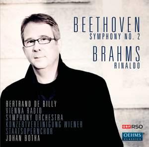 Bertrand de Billy conducts Beethoven & Brahms