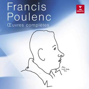 Poulenc: Oeuvres complètes (Complete works) Product Image