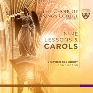 Nine Lessons & Carols: King's College Cambridge Product Image