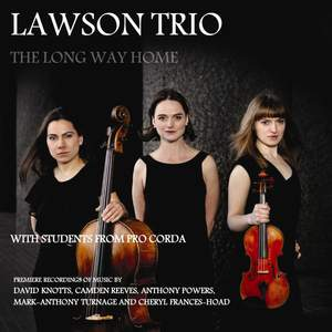 Lawson Trio: The Long Way Home