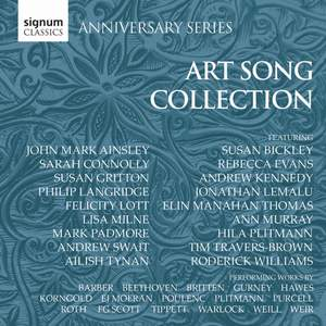 Signum Anniversary Series: Art Song Collection