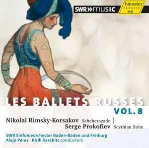 Les Ballets Russes Vol. 8