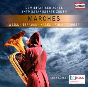 Demilitarised Zones: Marches Product Image