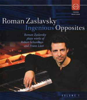 Roman Zaslavsky: Ingenious Opposites