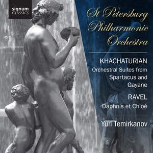 Khachaturian: Orchestral Suites from Spartacus & Gayaneh