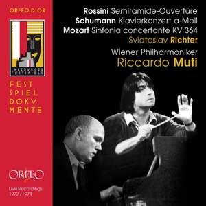 Riccardo Muti conducts Rossini, Schumann & Mozart