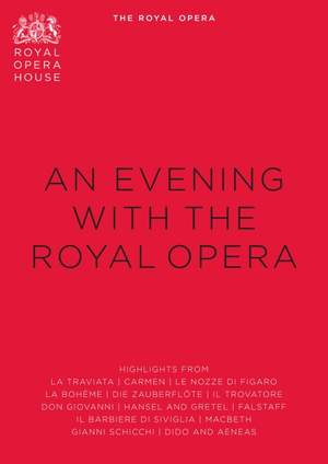 An Evening With The Royal Opera Product Image