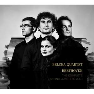 Beethoven: The Complete String Quartets Vol. 1 Product Image
