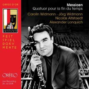 Messiaen: Quatuor pour la fin du temps Product Image