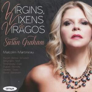 Virgins, Vixens & Viragos: Susan Graham
