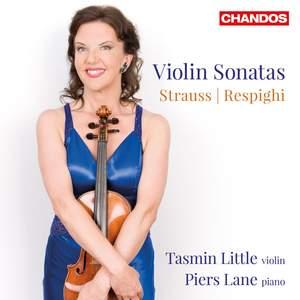 R. Strauss & Respighi: Violin Sonatas
