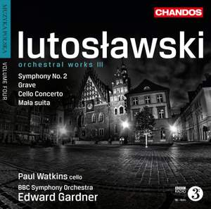 Lutosławski: Orchestral Works 3