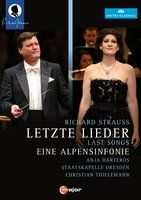 R. Strauss: Four Last Songs & An Alpine Symphony